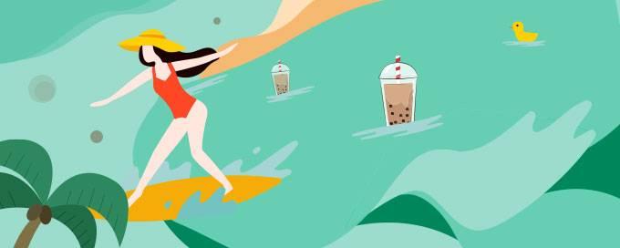 美团奶茶类商品销售趋势研究