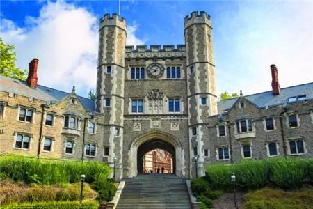 普林斯顿大学化学与生物工程理科硕士入学条件及实习就业