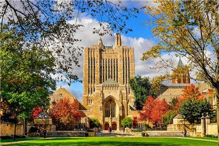 耶鲁大学平面设计美术硕士入学条件及实习就业