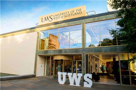 西苏格兰大学精神健康护理和挂号研究生语言及申请要求-费用-课程设置