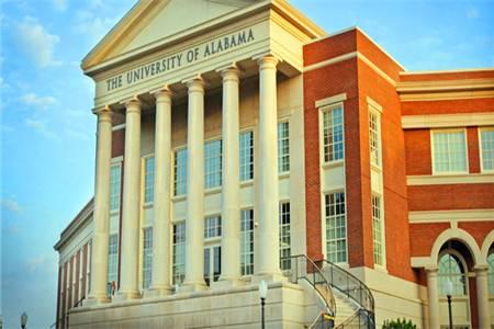 阿拉巴马大学MA in Literature语言成绩要求-申请截止时间-申请材料要求