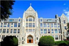 2019年QS乔治城大学世界排名最新排名第226