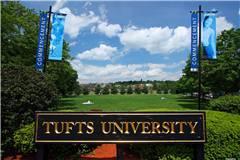 2017年QS塔夫斯大学世界排名最新排名第238