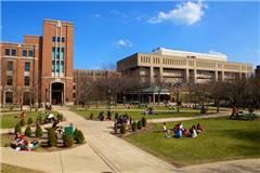 2019年USNEWS德保罗大学排名第119