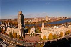 2017年QS波士顿大学世界排名最新排名第89