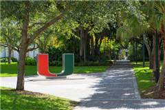 2017年QS迈阿密大学世界排名最新排名第252