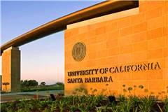 2017年QS加州大学圣塔芭芭拉分校世界排名最新排名第118