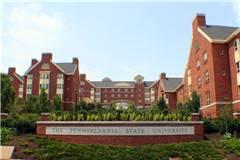 2018年QS宾夕法尼亚州立大学(帕克校区)世界排名最新排名第93