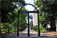 2019年QS佐治亚大学世界排名最新排名第431