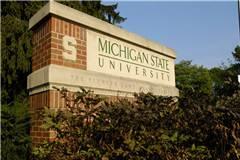 2017年QS密歇根州立大学世界排名最新排名第160