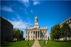 2017年QS爱荷华大学世界排名最新排名第393