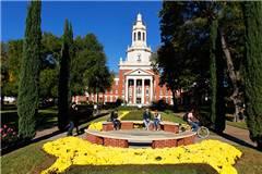2020年USNEWS贝勒大学排名第79