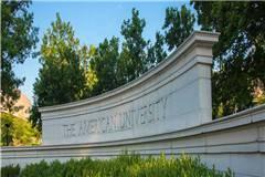 2017年QS美利坚大学世界排名最新排名第384