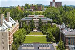 纽约州立大学环境科学与林业科学学院和太平洋大学实力比较