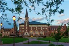 2019年USNEWS丹佛大学排名第96