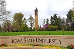 2019年USNEWS爱荷华州立大学排名第119
