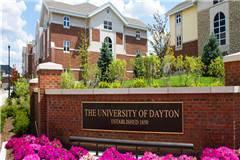 2018年USNEWS戴顿大学排名第124