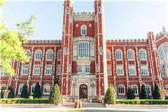 2019年USNEWS俄克拉荷马大学排名第124