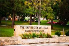 2019年QS犹他大学世界排名最新排名第345