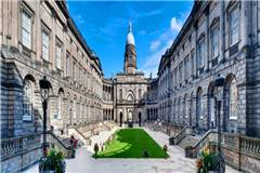 2017年QS爱丁堡大学世界排名最新排名第19