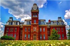 2018年USNEWS西弗吉尼亚大学排名第187