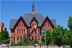 2020年USNEWS蒙大拿州立大学排名第246