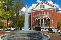 2019年USNEWS东卡罗来纳州立大学排名第194