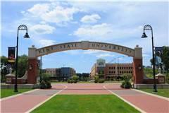 2019年USNEWS肯特州立大学排名第191