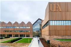 2018年QS东安格利亚大学世界排名最新排名第274
