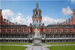 2018年卫报伦敦大学皇家霍洛威学院排名第40