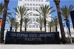 2018年USNEWS加州州立大学富勒顿分校排名第202