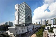 2017年QS香港城市大学世界排名最新排名第55