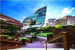 2017年QS香港理工大学世界排名最新排名第111
