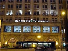 2021年USNEWS罗斯福大学排名第298