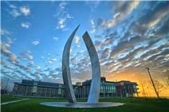 2019年USNEWS加州大学美熹德分校排名第136