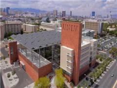 2021年USNEWS内华达大学拉斯维加斯分校排名第258