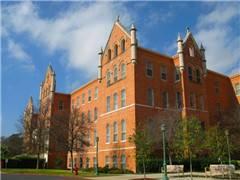 2020年USNEWS圣道大学排名第272