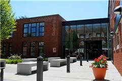 2020年TIMES格罗斯泰斯特主教大学世界排名最新排名第102