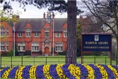 2018年TIMES哈珀亚当斯大学世界排名最新排名第33