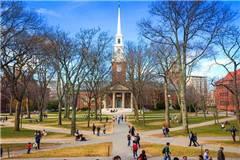 2019年QS哈佛大学世界排名最新排名第3