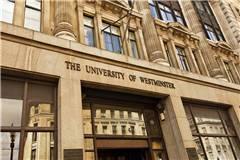 2019年TIMES威斯敏斯特大学世界排名最新排名第114