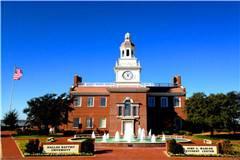 2018年USNEWS达拉斯浸会大学排名第202