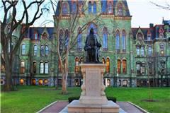 2018年QS宾夕法尼亚大学世界排名最新排名第19