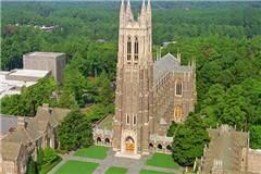 杜克大学和圣路易斯华盛顿大学实力比较