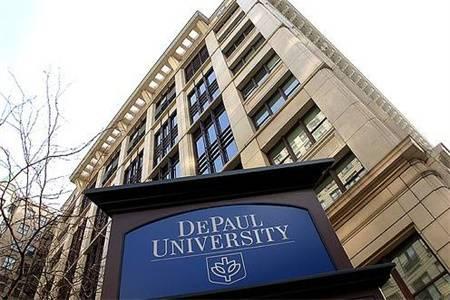 德保罗大学排名第120(2018年USNEWS美国大学排名)