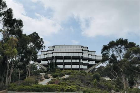 加州大学圣地亚哥分校世界排名最新排名第40(2017年QS世界大学排名)