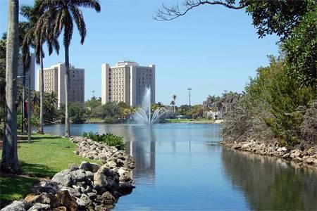 迈阿密大学世界排名最新排名第252(2017年QS世界大学排名)