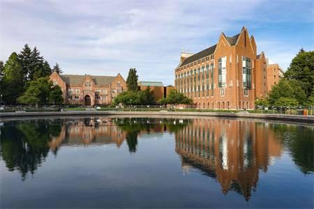 华盛顿大学-西雅图世界排名最新排名第16(2020年ARWU世界大学排名)