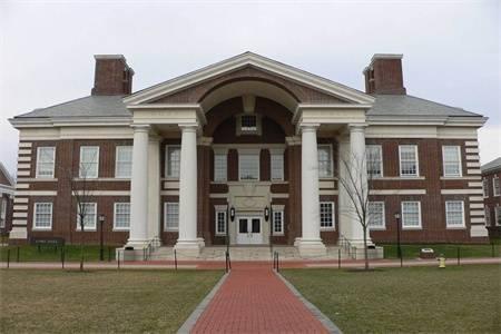 特拉华大学世界排名最新排名第439(2019年QS世界大学排名)