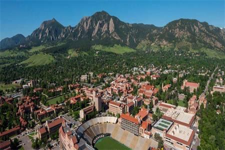 科罗拉多大学波德分校世界排名最新排名第206(2020年QS世界大学排名)